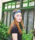 Turban femme wax Prêt à porter