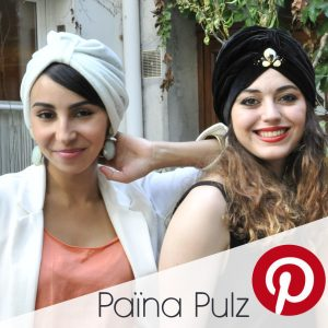 Turban femme Paina Pulz sur Pininterest