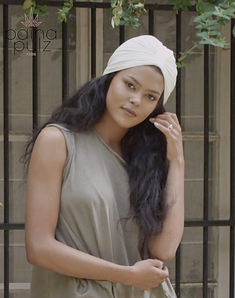 Turban femme le trendy bambou