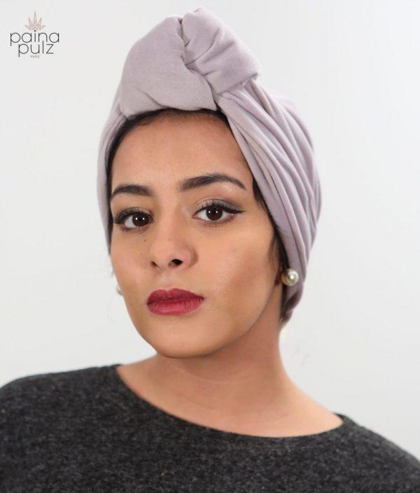 Velvet on the head ! Velours sur la tête, coiffez vous de l'un des turbans les plus soft !