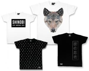 Shinobi T-shirt