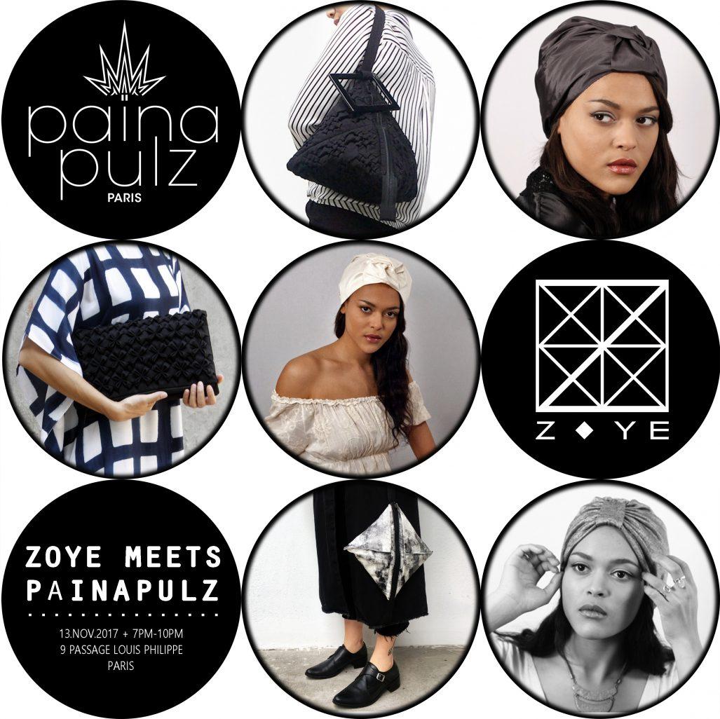 Païna Event Zoye Meets Païna Pulz