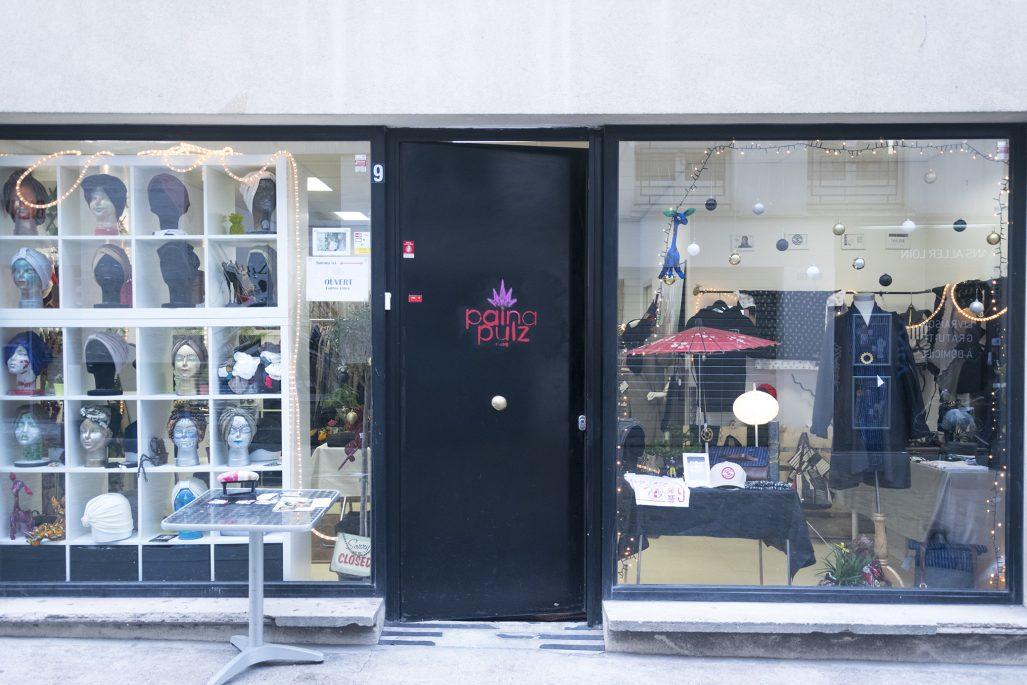 Découvrez le Païna Store ! la vitrine de tout nouveaux talents