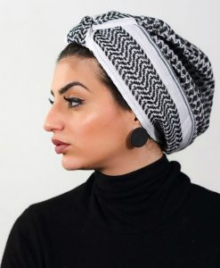 Rock You avec le Crescent Moon Black, le turban des indomptables !