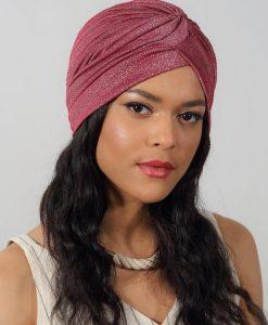 Le Tenerife Ruby, plus qu'un turban un bijoux de tête!