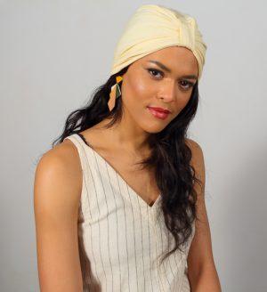 Turban léger pour les Païnita sous le soleil, à vos turbans!