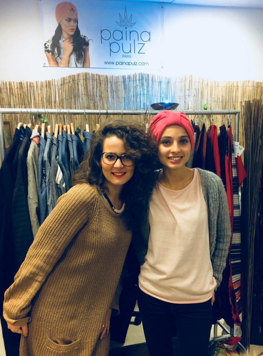 L'artiste Païnita Mennel vous chante une chanson au Païna Store!