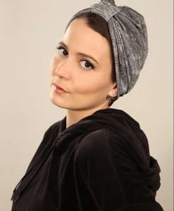 Le Gris Stylé, un must have dans votre garde turban